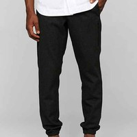 Rascals Tweed Chino Jogger Pant- Black