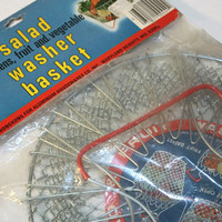 Collapsible Aluminum Wire Basket,