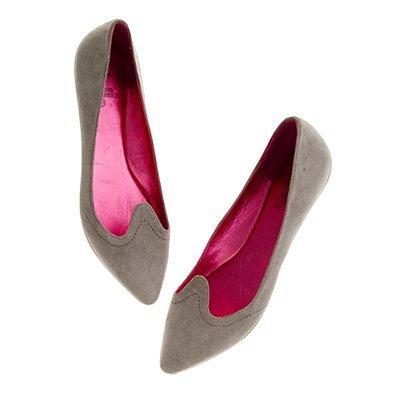 Women's SHOES & BOOTS - flats - Belle by Sigerson Morrison?- Suede Flats - Madewell