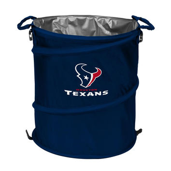 Houston Texans NFL Collapsible Trash Can Cooler