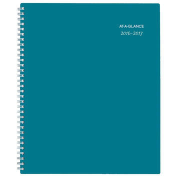AT-A-GLANCE Academic Year Weekly / Monthly Planner July 2016 - June 2017 Evel...