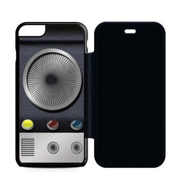 Star Trek Communicator Flip Case iPhone 6 | iPhone 6S | iPhone 6S Plus  Case