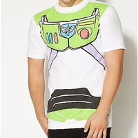 Toy Story Buzz Lightyear Costume Tee - Spencer's