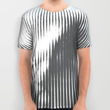 Grays All Over Print Shirt by duckyb