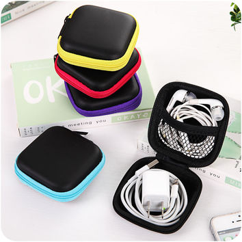 Portable Storage Stylish Mini Fashion Headphones = 4877830980