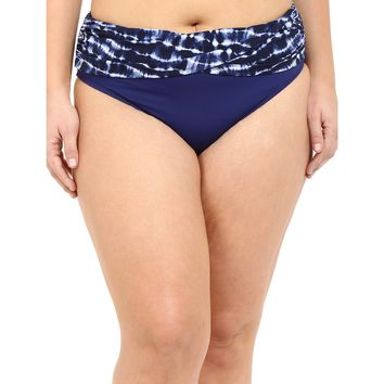 Bleu Rod Beattie Plus Size I've Got You Babe Sarong Hipster
