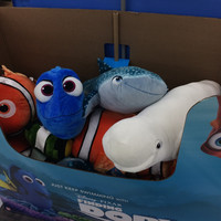 Finding Dory Mini Plushes