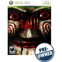 Saw — PRE-OWNED - Xbox 360