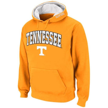 Tennessee Volunteers Tennessee Orange Twill Tailgate Hooded Sweatshirt