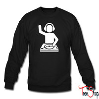 DJ Turntables 6 sweatshirt