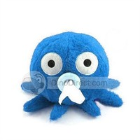 Car-Joy Octopus Cartoon Plush Interior Decorative Car Tissue Box Cover - DinoDirect.com