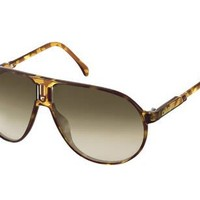 Carrera Champion FRI Light Havana Champion Aviator Sunglasses