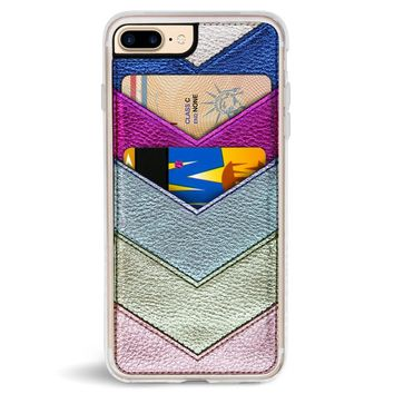 Chevy Wallet iPhone 7/8 Plus Case