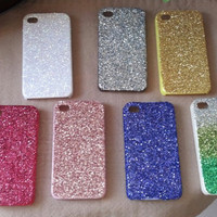 glitter iPhone case CUTE iphone case