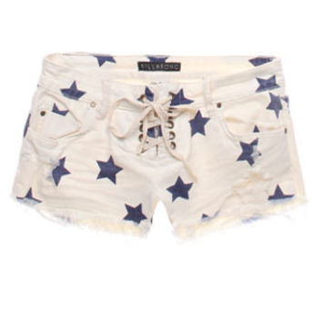 Billabong Lite Hearted Stars Shorts at PacSun.com