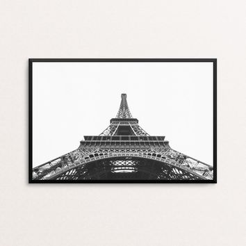 Bonjour Paris! - photo art print