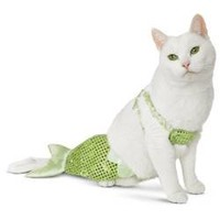 Petco Halloween Kitty of the Sea Mermaid Cat Costume