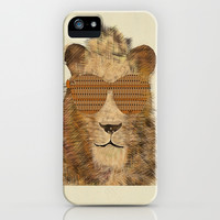 King Cool iPhone & iPod Case by bri.buckley