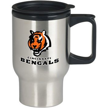 cincinnati bengals For Stainless Travel Mug **