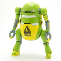 Mechatro 35 WeGo Crossing Guard Nurie 10cm Robot Action Figure