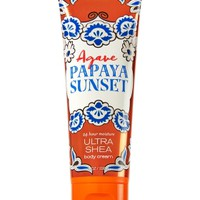 Ultra Shea Body Cream Agave Papaya Sunset