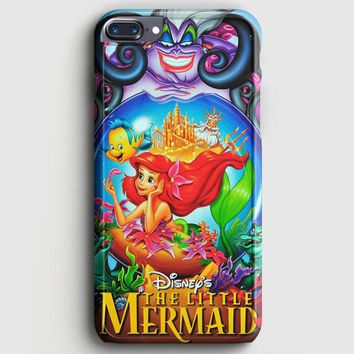 Ariel Tattoo Doodle iPhone 7 Plus Case