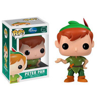 Funko POP! Disney - Vinyl Figure - PETER PAN (4 inch): BBToyStore.com - Toys, Plush, Trading Cards, Action Figures & Games online retail store shop sale
