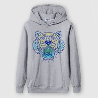 Kenzo Fashion Casual Top Sweater Pullover Hoodie-1