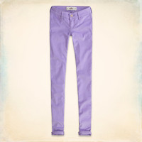 Hollister Corduroy Jeggings