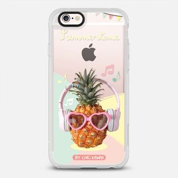 Pineapple summer By Chic Kawaii iPhone 6s case by Chic Kawaii | Casetify