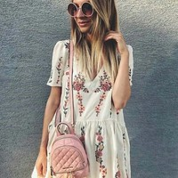 Sierra Bloom Dress