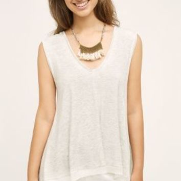 Eri + Ali Tie-Back Swing Tank in Neutral Size: