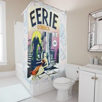 Eerie Comics #1 Shower Curtain