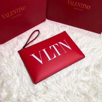 VALENTINO 2018 NEW STYLE LEATHER HAND BAG