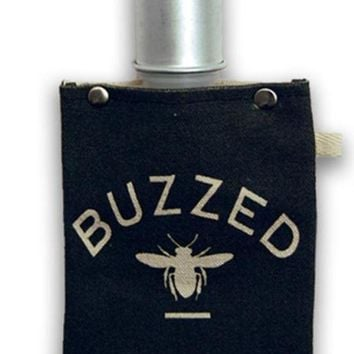 Buzzed - Canvas Flask 120ml