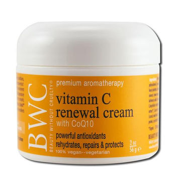 Beauty Without Cruelty Renewal Cream Vitamin C With Coq10 (1x2 Oz)