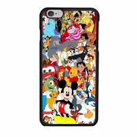 disney cartoon character case for iphone 6 6s