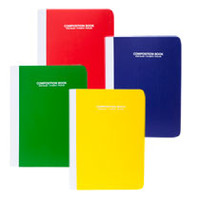 Bulk Bright Poly Cover Composition Notebooks, 70-Sheet at DollarTree.com