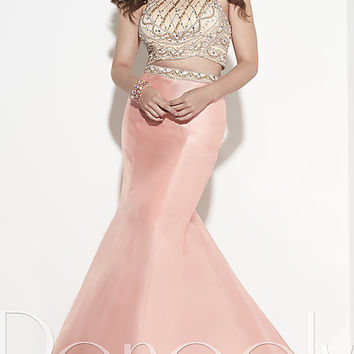 Long Two-Piece Panoply Prom Dress