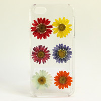 Mya iPhone 5 Dried Flower Phone Case
