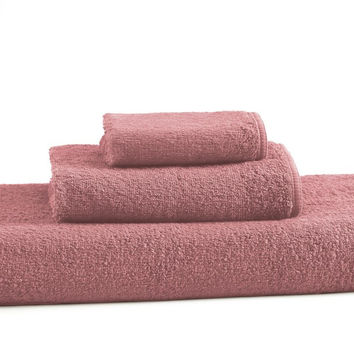 Prestige Towels Set of 3 | Blush