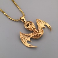 New Arrival Jewelry Stylish Shiny Gift Hot Sale Fashion Hip-hop Club Necklace [6542784643]