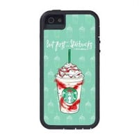Starbucks Coffee Girl for iphone 5s case