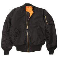 Alpha Industries - MA-1 Jacket (Black)