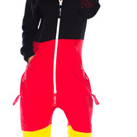 Zip ZOOOP Fleece Germany Flag : ZOOOP iT UP