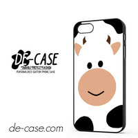 Cow Face For Iphone 5 Iphone 5S Case Phone Case Gift Present YO