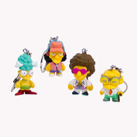 The Simpsons Keychain Series | Kidrobot | Kidrobot