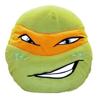 TMNT: Michaelangelo Plush Pillow | NickShop