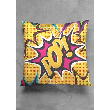 COMIC POP ART CUSHIONS