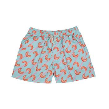 OAS Mint Croissants Trunks Pink